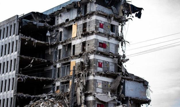 Come vengono prodotti i rifiuti dei cantieri e delle demolizioni